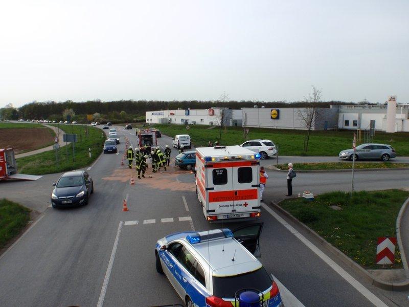 Feuerwehr Riedstadt Einsatz